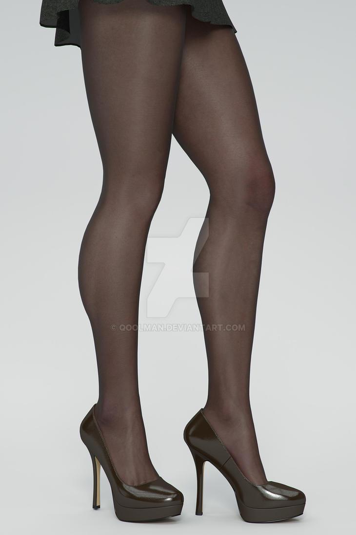Long Legs by Qoolman