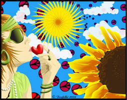 Summer 'O' Love by mickeykumar