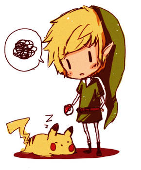 Link wat r u doing