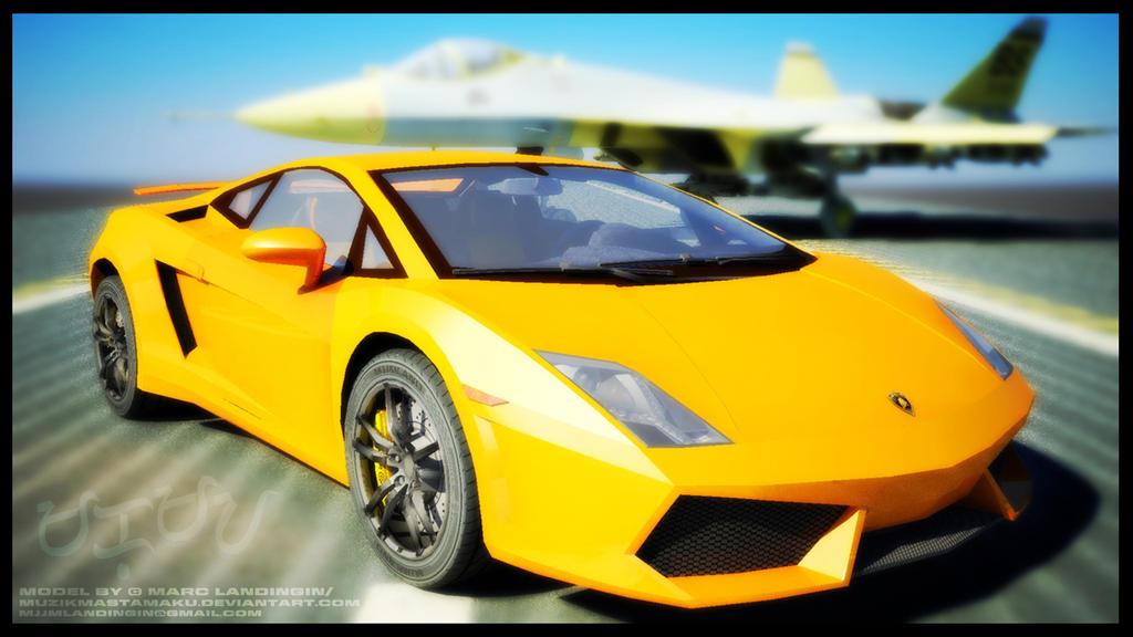 Lamborghini Gallardo LP560-4 by muzikmastamaku