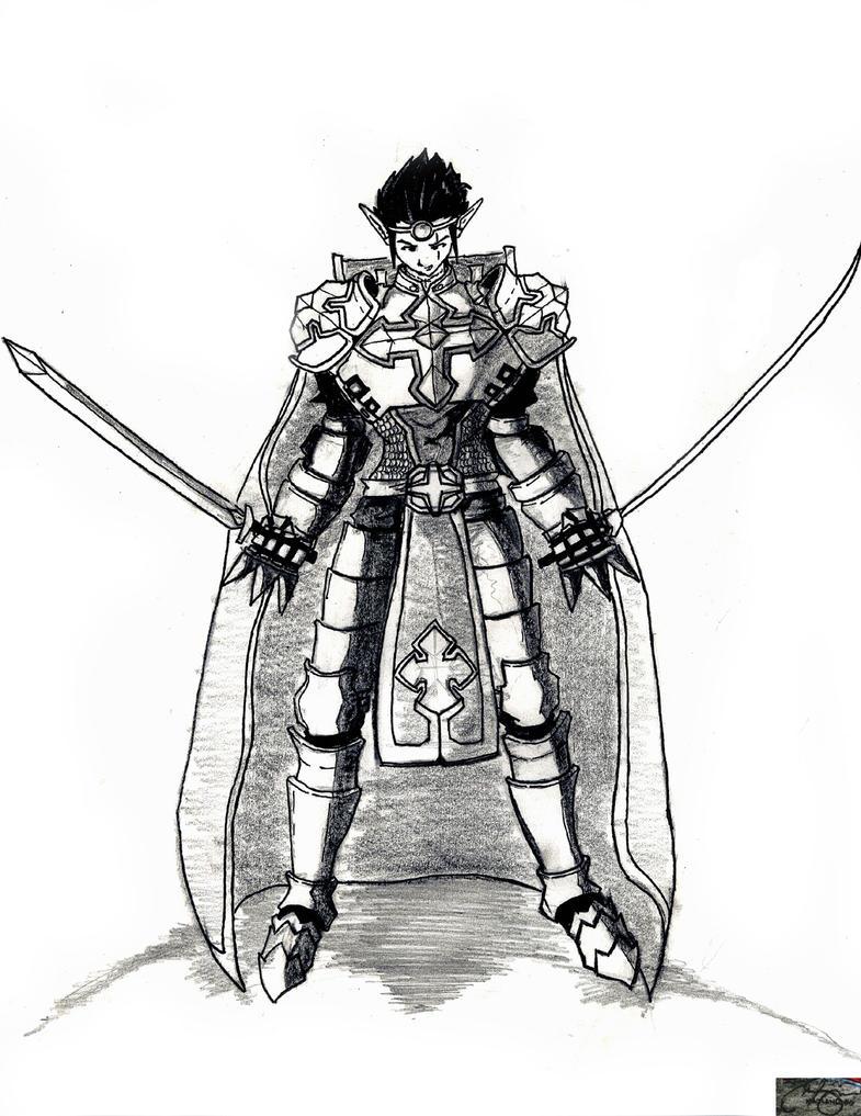 Dual Blade Master by muzikmastamaku