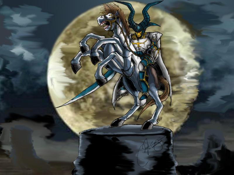 God of Aesir by muzikmastamaku