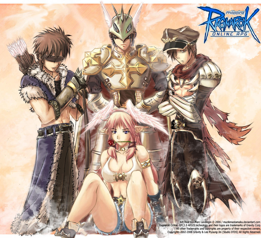 Ragnarok Online: For The Guild by muzikmastamaku