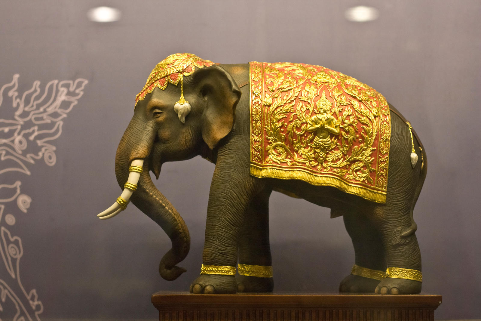 Indian Elephant Figurine Wedding Small Cake Topper Buy