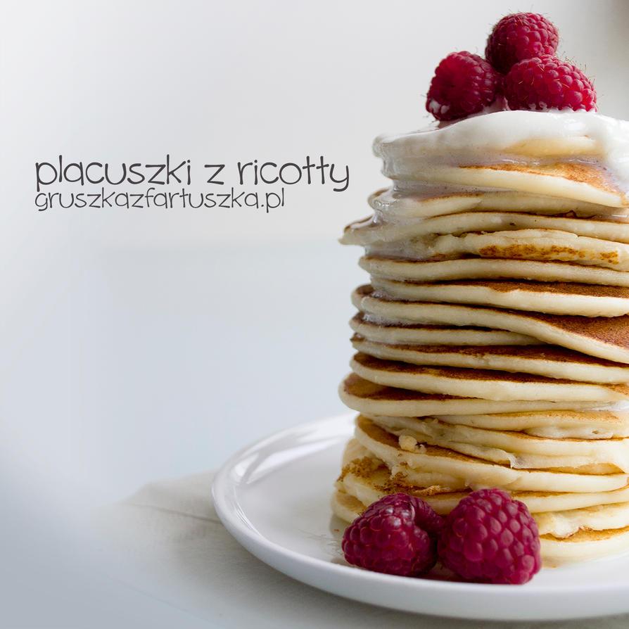 ricotta pancakes by Pokakulka