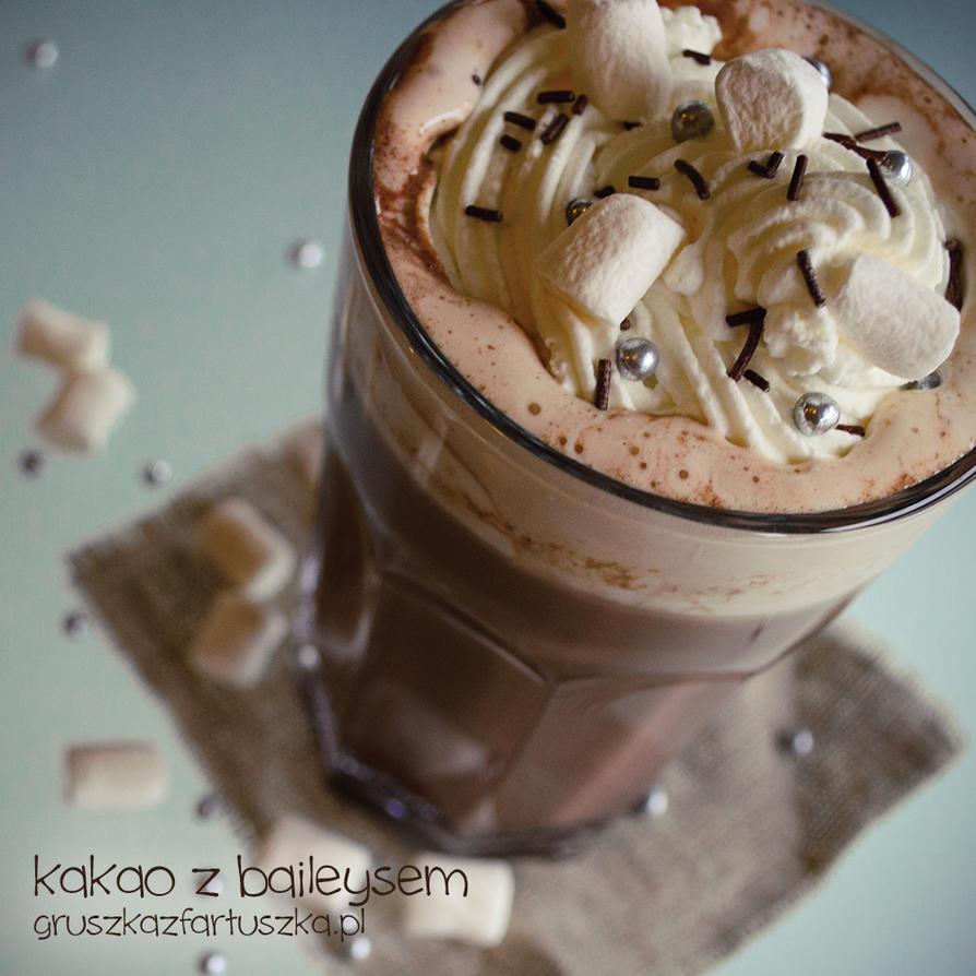 hot cocoa with baileys by Pokakulka