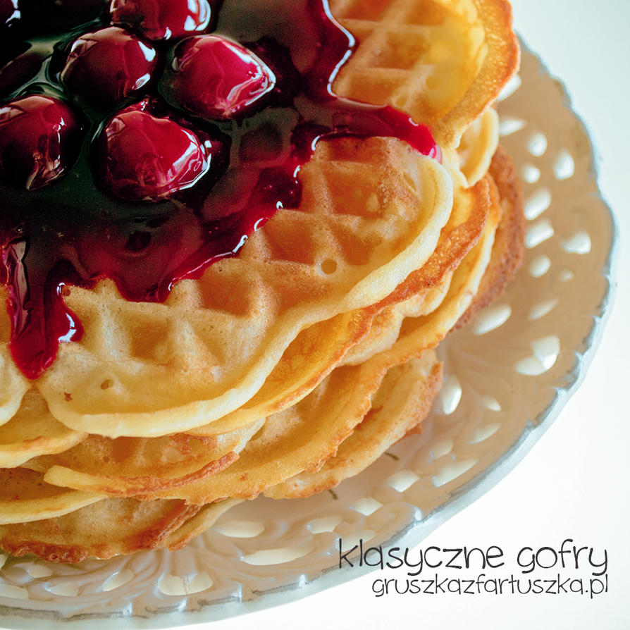 waffles by Pokakulka
