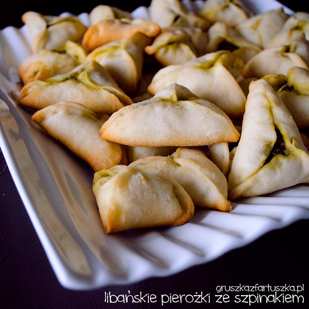 libanese spinach cones by Pokakulka