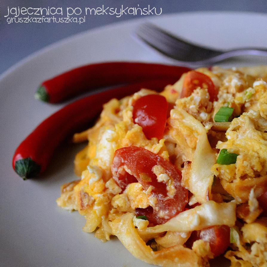 mexican scrumbled eggs by Pokakulka