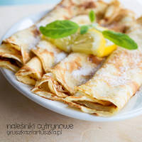 lemon pancakes by Pokakulka