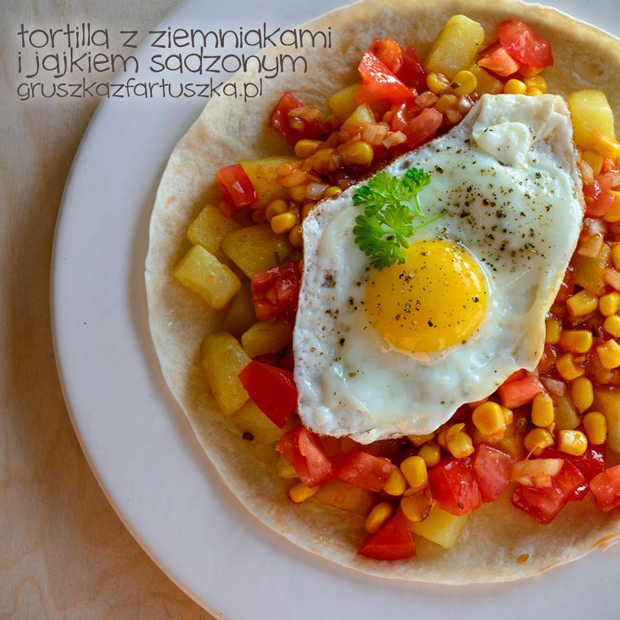 breakfast tortilla by Pokakulka