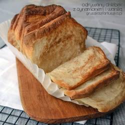 vanilla pull-apart bread
