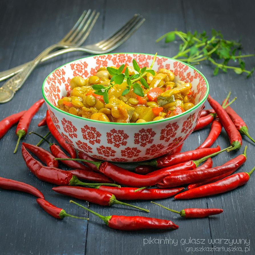spicy vegetable stew by Pokakulka