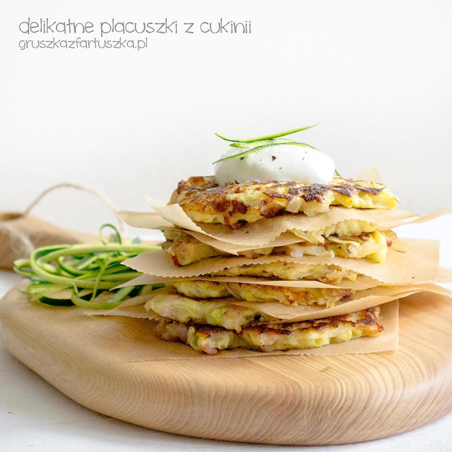 Zucchini pancakes by Pokakulka