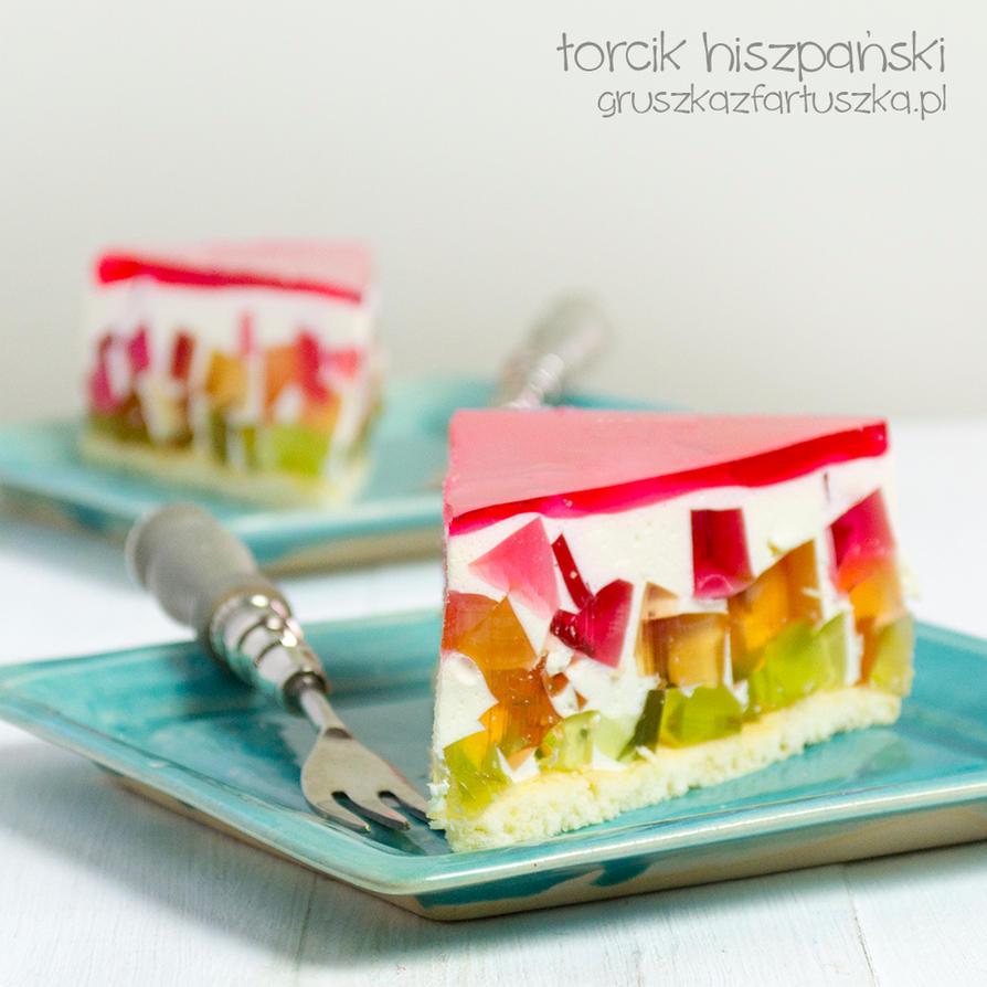 Jelly cake by Pokakulka
