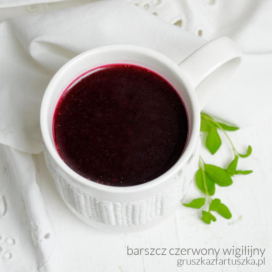 polish christmas borscht by Pokakulka