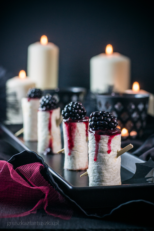 halloween wraps - vampires by Pokakulka