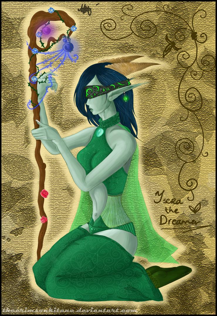 .The Dreamer. by thecrimsonkitune