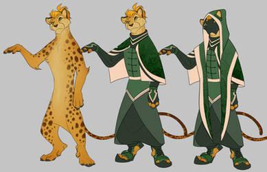 Outfit Design: Vahss