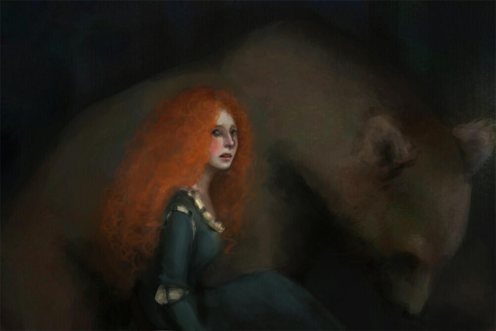 Brave by Peivi
