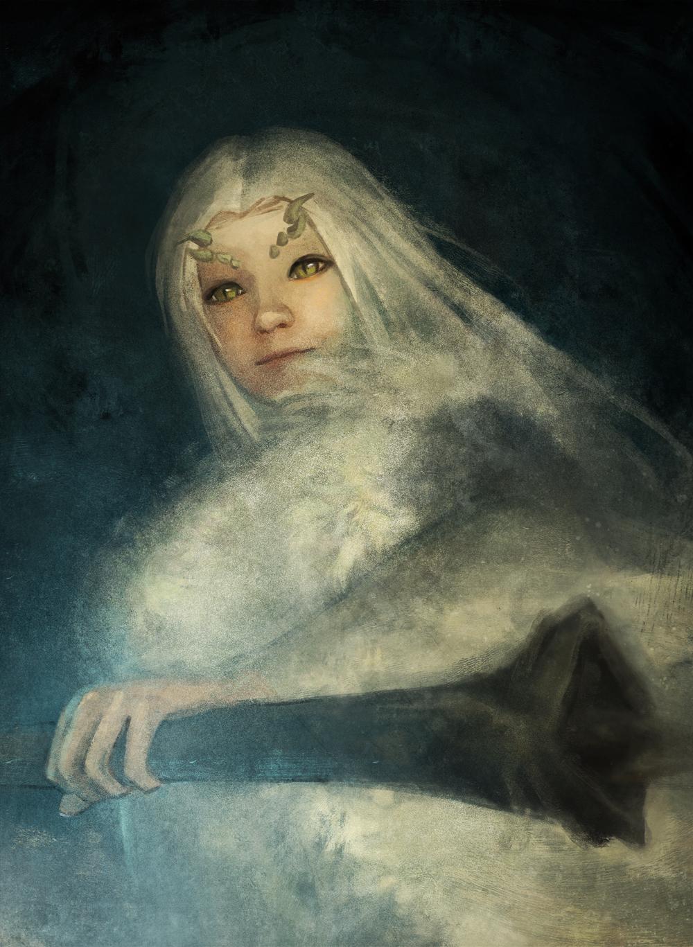 Присцилла сол бессмертна 9 фотография