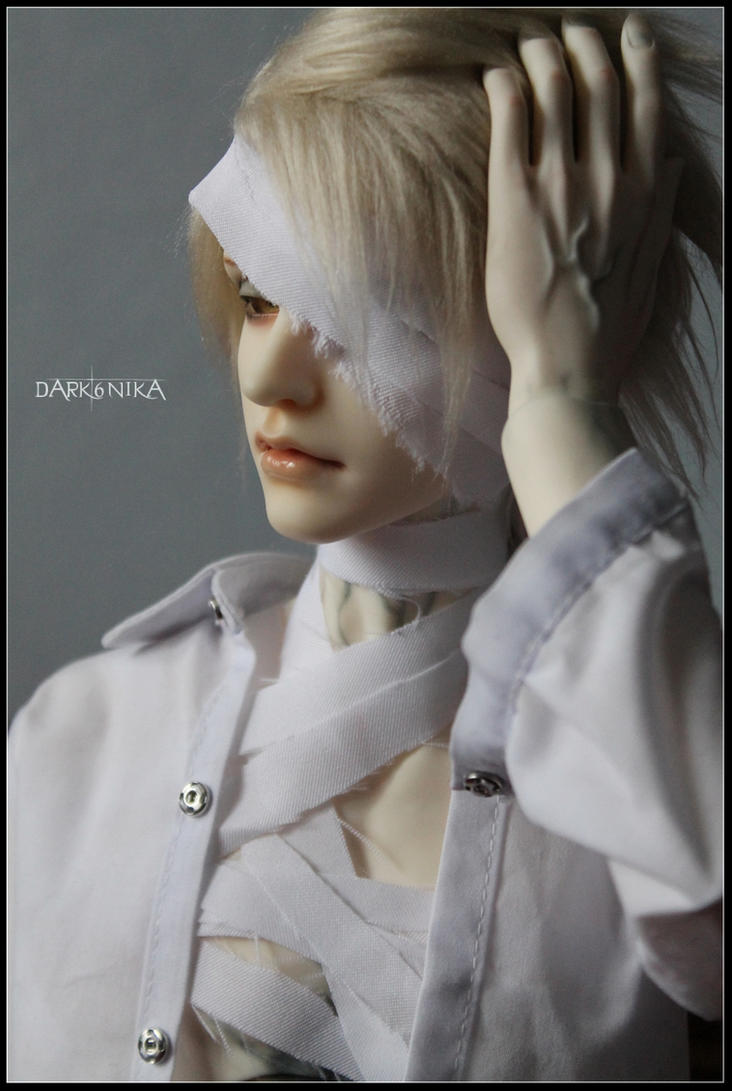 Ezechiel as Rufus Shinra !? by Dark6Nika
