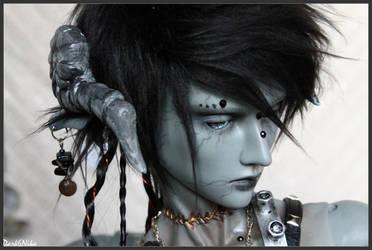 Azazel - Lord of the Hell by Dark6Nika