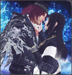 Ardyn and Gentiana - A Kisshh