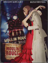 Rufus x Tifa - Moulin Rouge