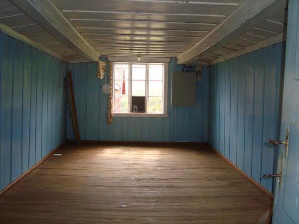 Empty Old Room 2
