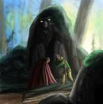 Spr av troll by SvartabergetArt
