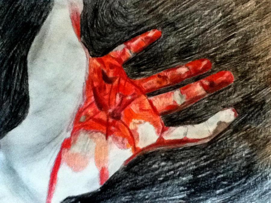 Blood On My Hands by MonsieurJack95 on DeviantArt