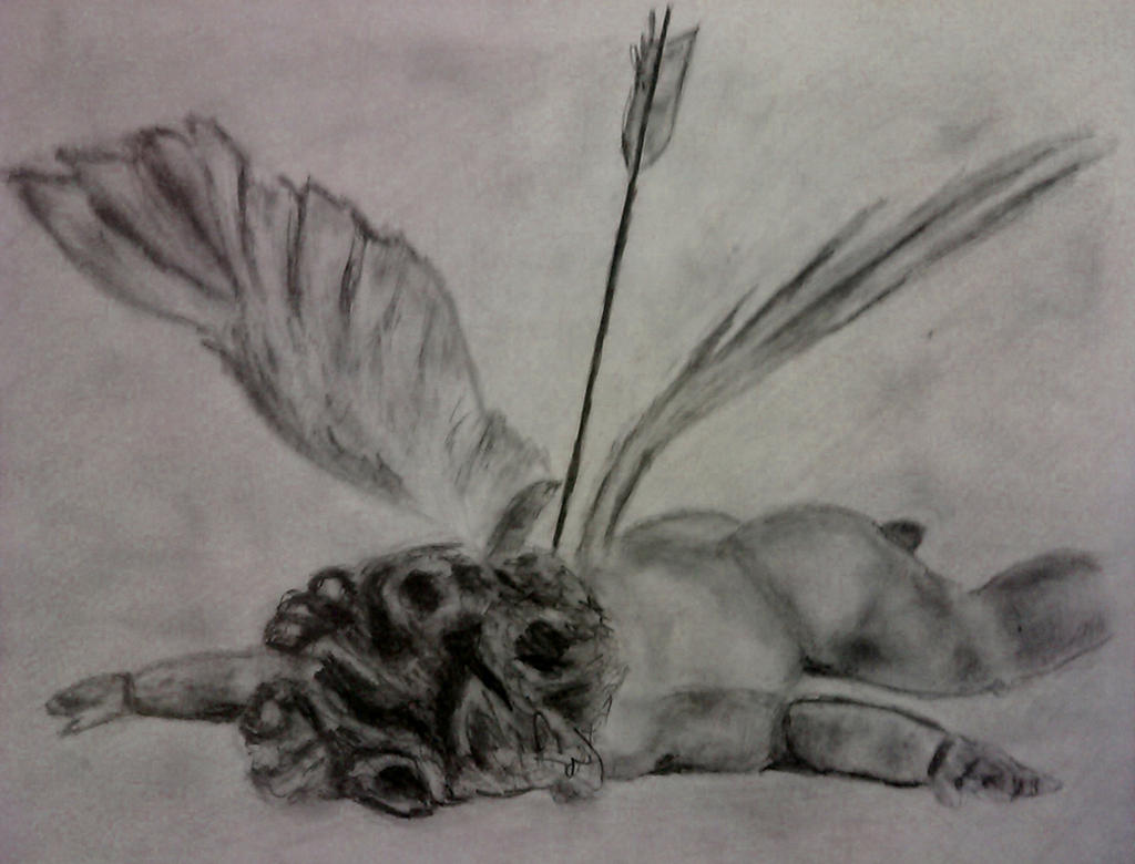 Dead Cupid by MonsieurJackass
