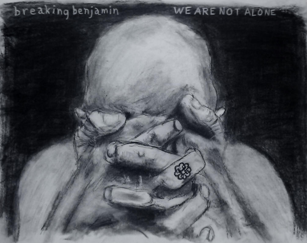 Breaking Benjamin -- We Are Not Alone Album Cover by ...