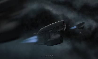 NYXS - Cruiser by RadVisual