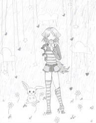 Walk Without Shoes by DeathsVampire