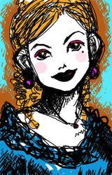 Mathilde by bibi21