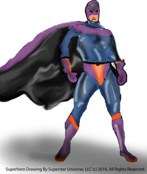 Super Hero Attempt 2