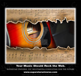 Music Advertisement to Rock the Web
