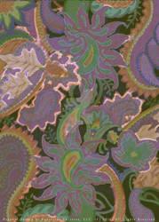 Vintage Flower Power Wallpaper Background
