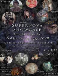 Superstar Universe, LLC First Annual Supernova Ad