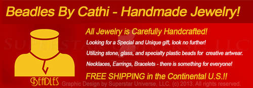 Web Site Home Page Banner Advertisement