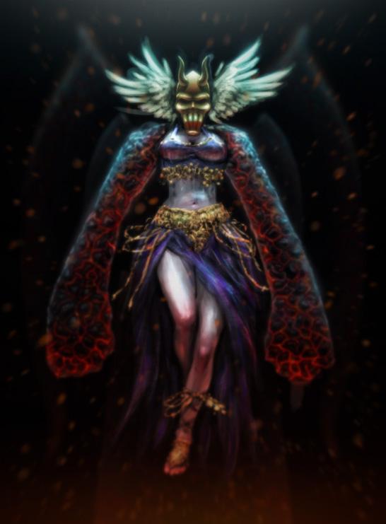 DemonAngel by doms3d
