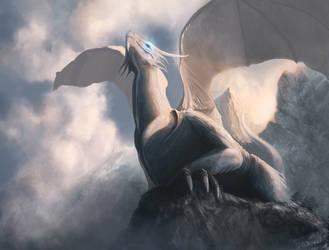 Thousands of Years Asleep by Joel-Lagerwall