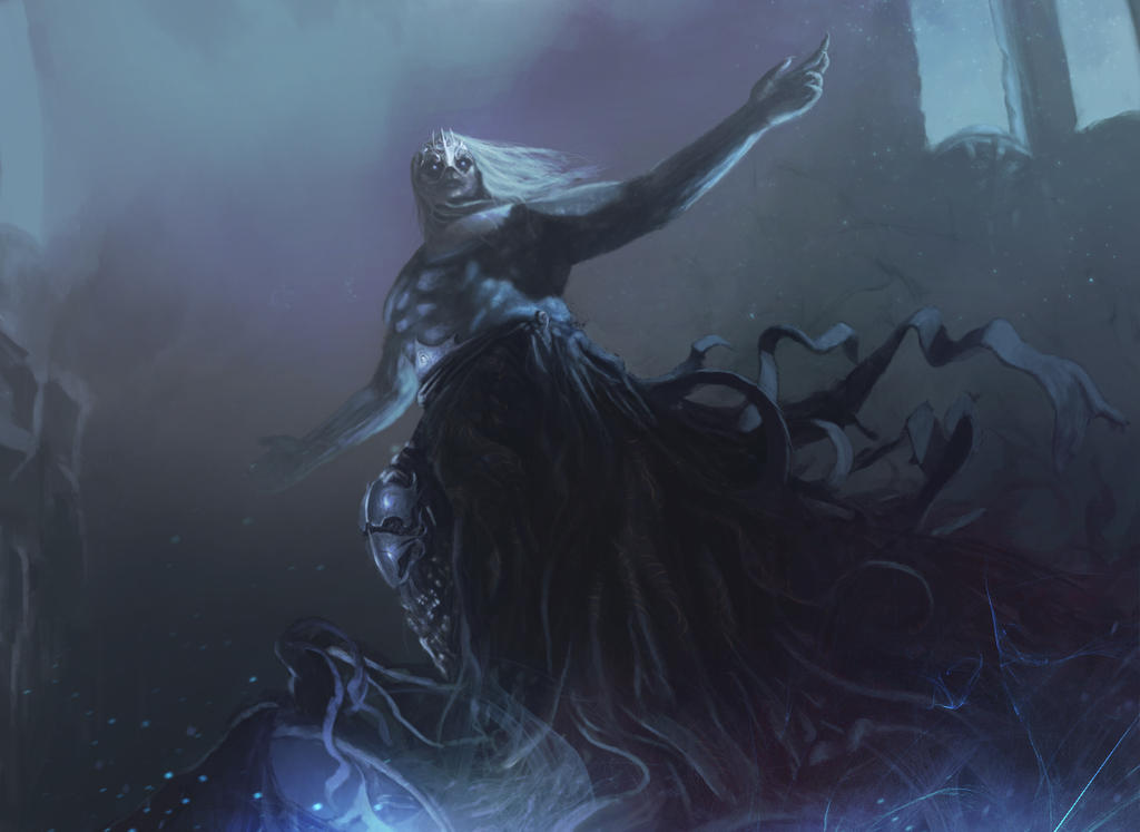 God of the Underworld by Joel-Lagerwall on DeviantArt