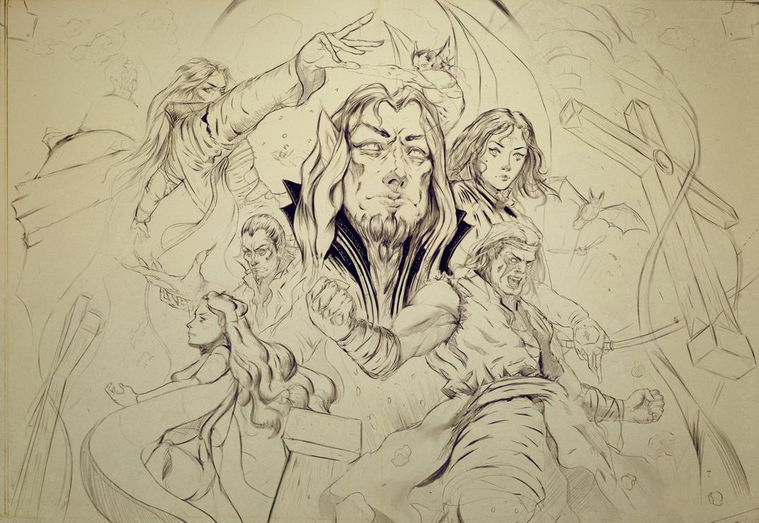 Sketching! by Joel-Lagerwall