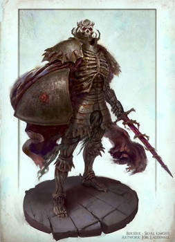 Skull Knight - Berserk