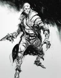 quick sketch by Joel-Lagerwall