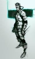 quick sketch metal gear