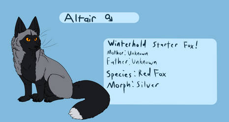Altair Reference by Igloo9201